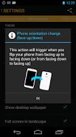 Screenshot of Jelly Bean 4.3 Alarm Clock