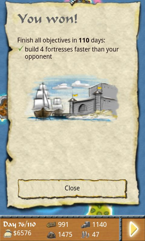 Sea Empire - screenshot