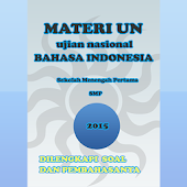 Soal UN SMP Bahasa Indonesia