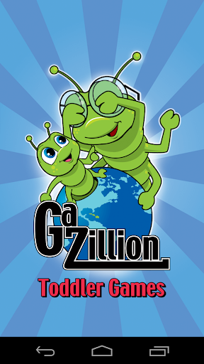 Gazillion Toddler Games