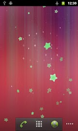 Stars Pro Live Wallpaper Screenshot 4