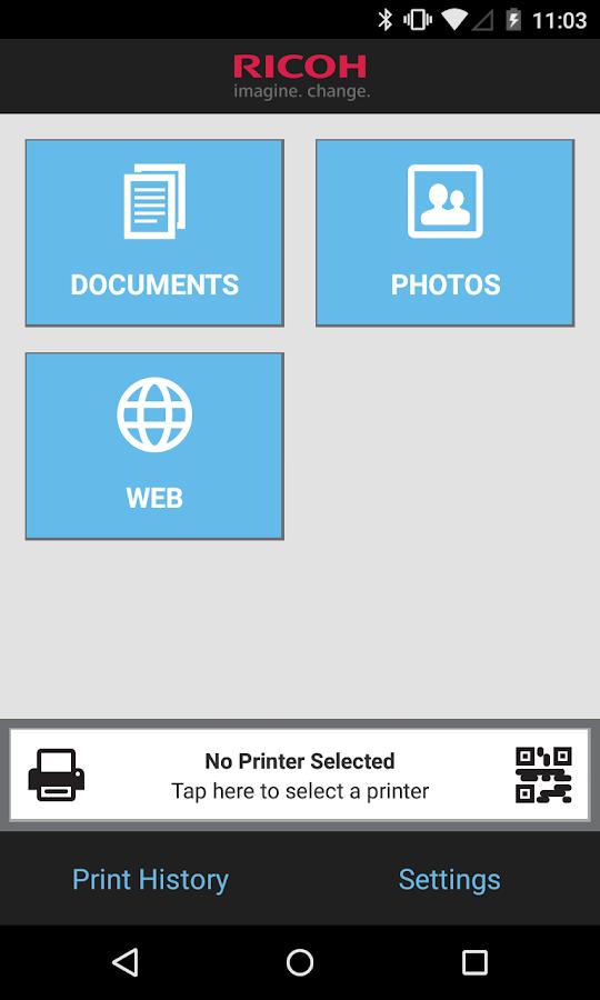 HotSpot Printing- screenshot