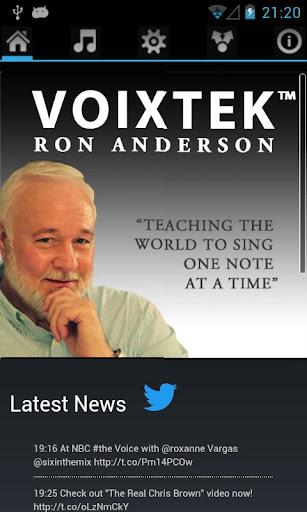 VoixTek Voice Training