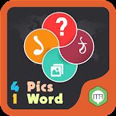 4 pics 1 word (Bangla)