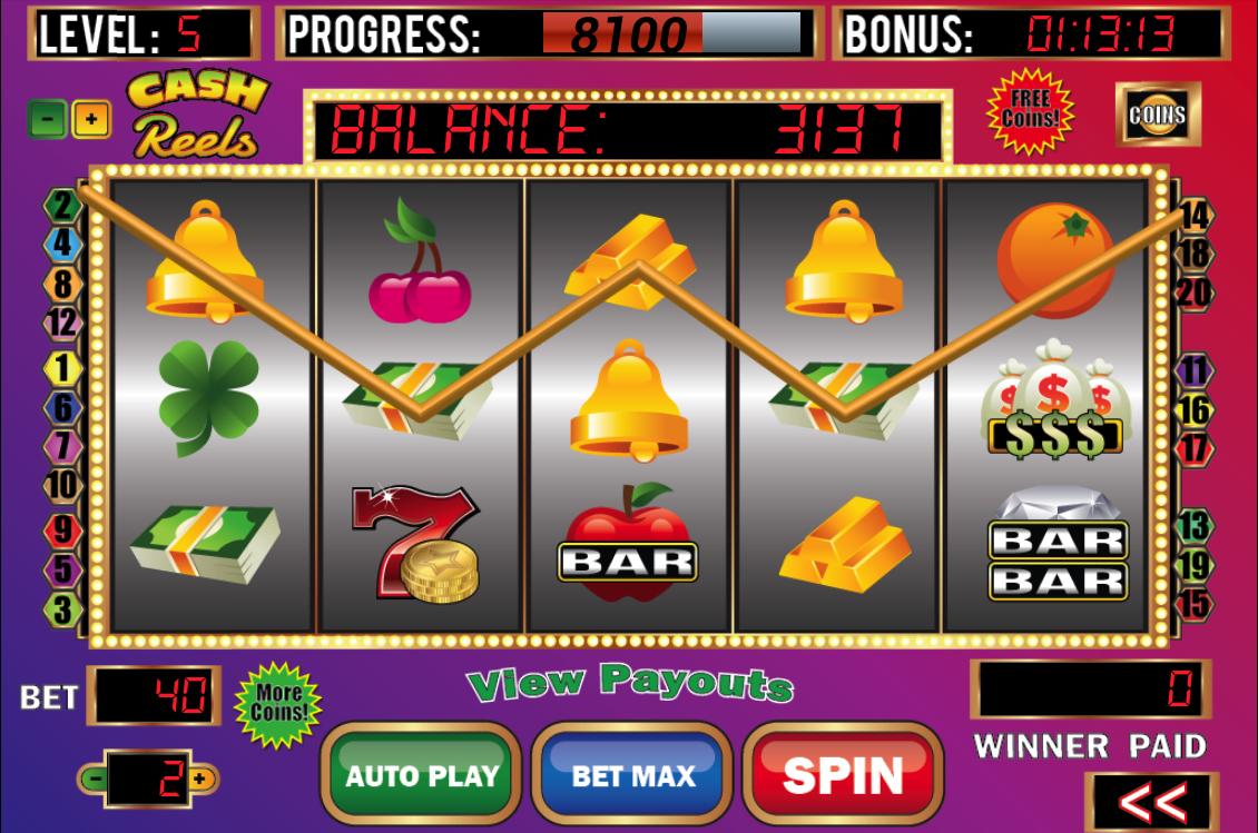 3 reel slot machine jackpots videos