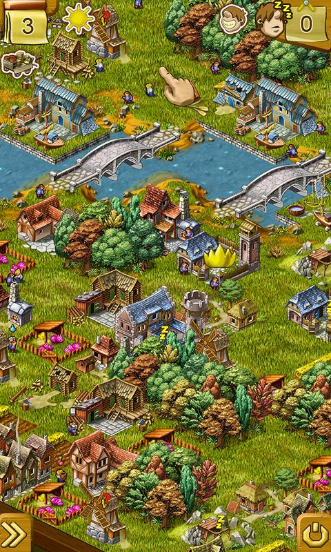 Townsmen 6 - screenshot