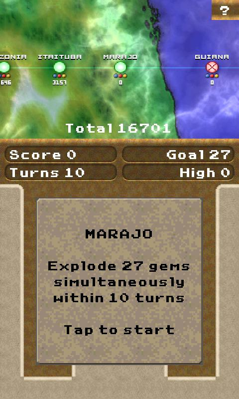 Starg8 - screenshot