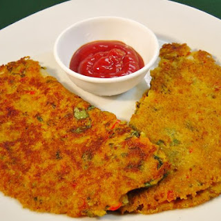 Savoury Oats Pancake Recipe