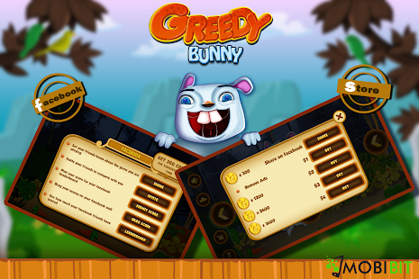 Greedy Bunny - War for Hunger- screenshot thumbnail