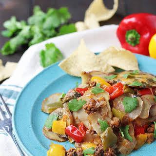 Slow Cooker Mexi Potato Casserole.