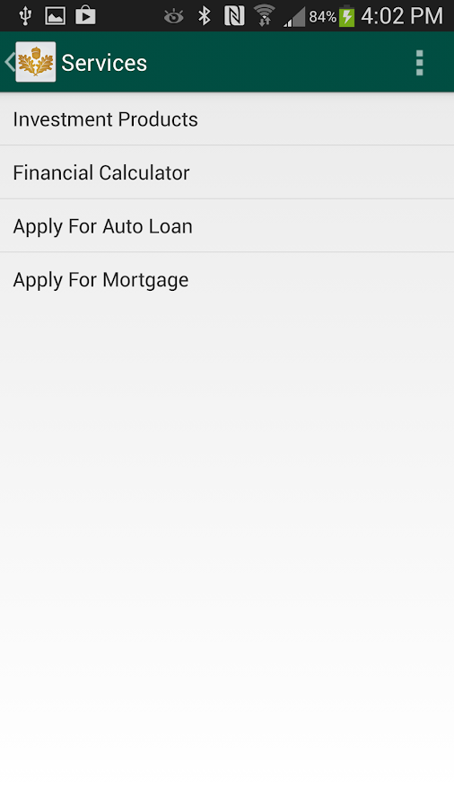 Tompkins Trust Company Mobile- screenshot