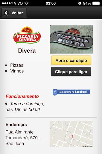 Pizzaria Divera
