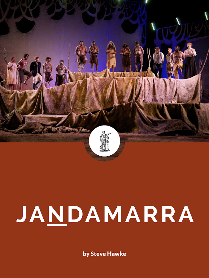 Jandamarra – Capture d'écran