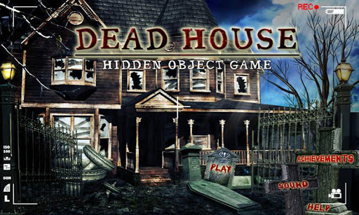 Dead House Free Hidden Objects