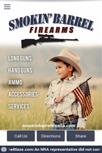 Smokin Barrel Firearms
