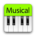 Musical Piano FREE logo