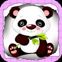 熊猫宝宝学写字免费版 icon