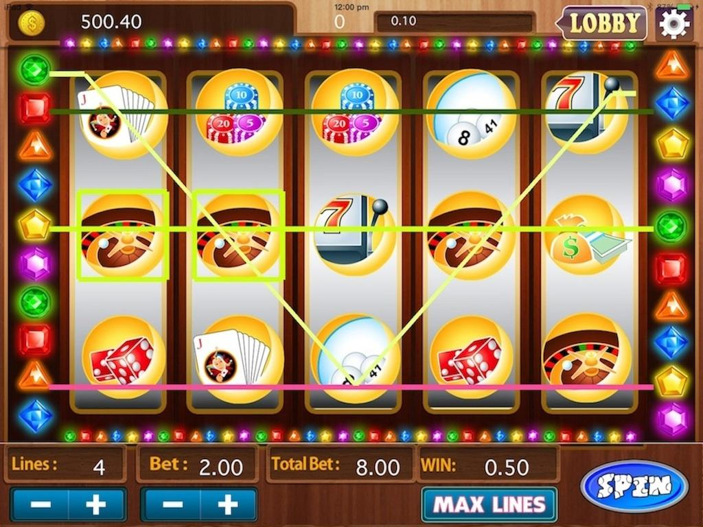 Wild West Cowboy Slots Casino - screenshot
