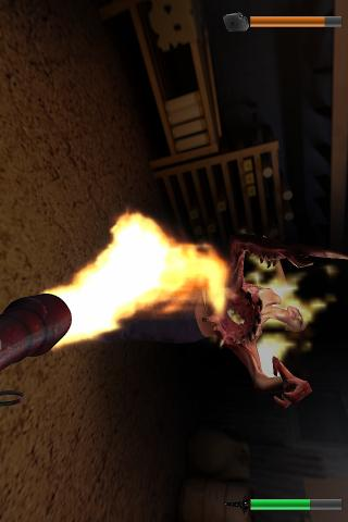 The Thing: Flame Thrower - screenshot