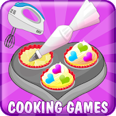 Bake Cupcakes - Cooking Games