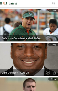 Miami Hurricanes: Premium- screenshot thumbnail