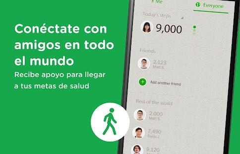 Noom Walk: Podómetro Aeróbico - screenshot thumbnail