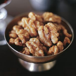 Roasted Spiced Walnuts