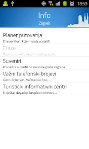 VoiceGuide Zagreb HR screenshot 3