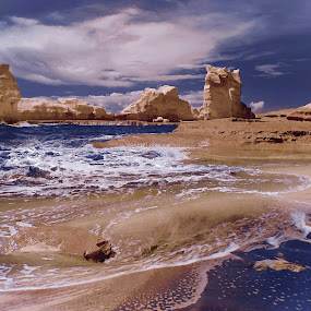 Klayar by Widianto Didiet - Landscapes Beaches