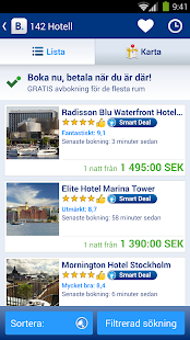 Booking.com – 445 000 hotell - screenshot thumbnail