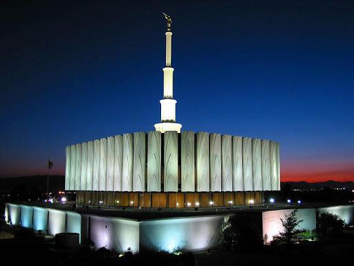 LDS Mormon Temple Pack 52
