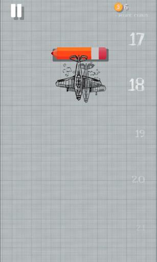 飛機空中攻擊