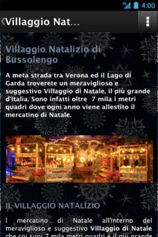 Mercatini di Natale - screenshot