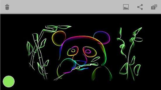 Screenshots for Silk paints