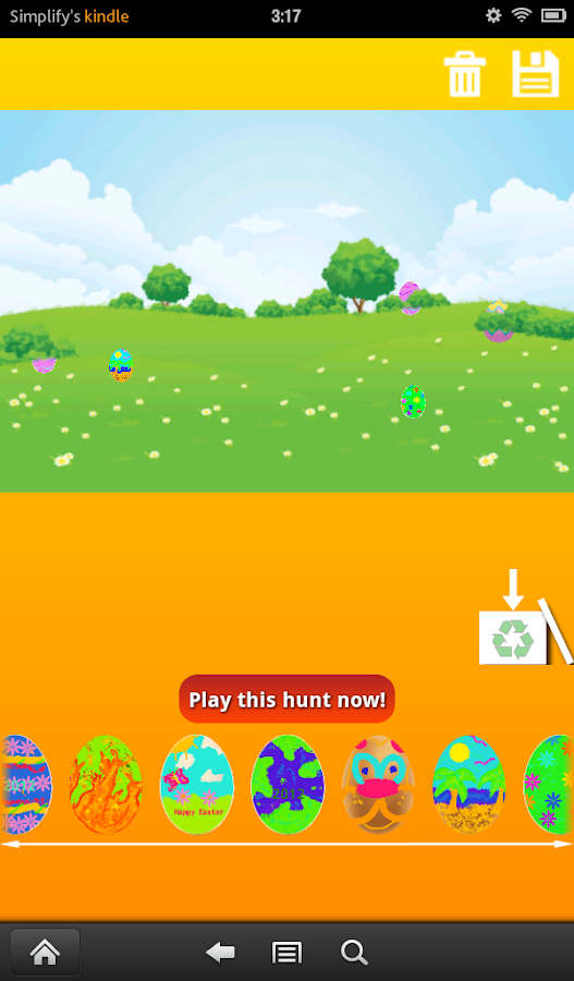 Easter Egg Hunt Free- screenshot
