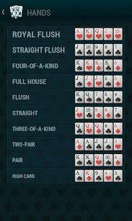 5 card draw poker hand rankings mnemonic devices