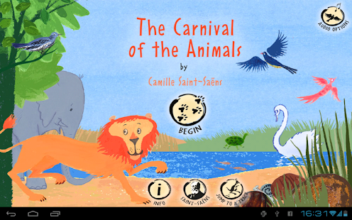 Carnival of the Animals - screenshot thumbnail
