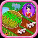 Prinzessin Bauernhof-Spiele icon