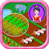 Princess Farm Games