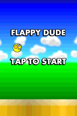Flappy Dude