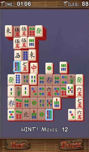 Mahjong II (Full)- screenshot thumbnail