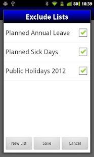 Days To Go- screenshot thumbnail