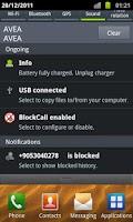 Screenshot of Call Blocker+