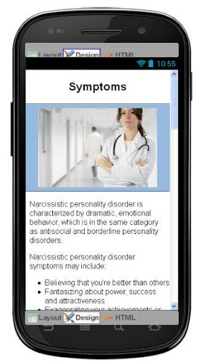 玩免費醫療APP 下載Narcissistic Personality app不用錢 硬是要APP