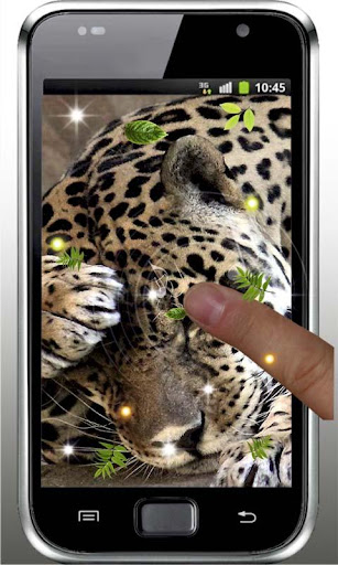 Jaguar Hunter live wallpaper