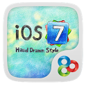 OS7 Hand-drawn Style GO Theme icon
