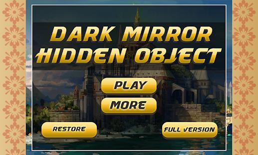 Hidden Objects : Dark Mirror