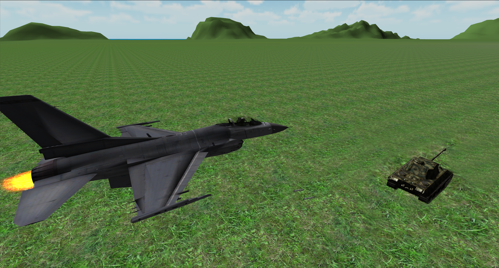 Fighter Jet: Flight Simulator- screenshot