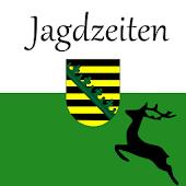 Jagdzeiten Sachsen