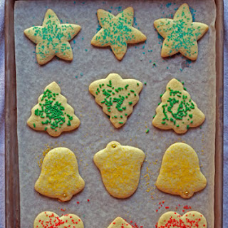 Gluten-Free Sugar Cookies.